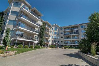 Main Photo: 420 261 Youville Drive E in Edmonton: Zone 29 Condo for sale : MLS®# E4167680