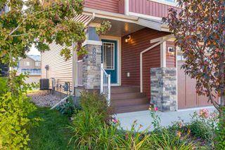 Photo 39: 8805 221 Street in Edmonton: Zone 58 House Half Duplex for sale : MLS®# E4176031