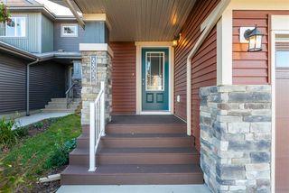 Photo 38: 8805 221 Street in Edmonton: Zone 58 House Half Duplex for sale : MLS®# E4176031