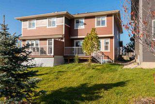 Photo 40: 8805 221 Street in Edmonton: Zone 58 House Half Duplex for sale : MLS®# E4176031