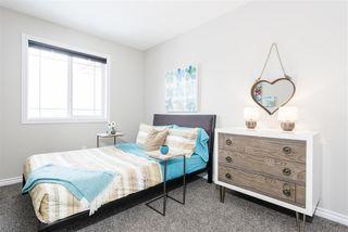 Photo 32: 8805 221 Street in Edmonton: Zone 58 House Half Duplex for sale : MLS®# E4176031