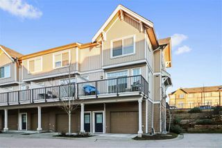 """Photo 1: 38 31032 WESTRIDGE Place in Abbotsford: Abbotsford West Townhouse for sale in """"Westerleigh"""" : MLS®# R2426421"""