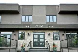 Photo 5: 1-4 9542 142 Street in Edmonton: Zone 10 Townhouse for sale : MLS®# E4186468