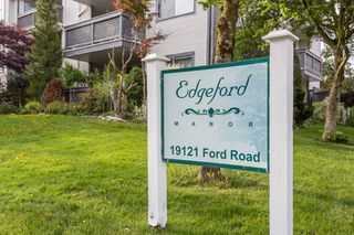 "Photo 25: 307 19121 FORD Road in Pitt Meadows: Central Meadows Condo for sale in ""EDGEFORD MANOR"" : MLS®# R2455315"
