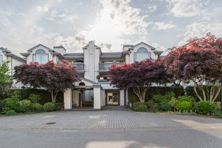 "Photo 1: 307 19121 FORD Road in Pitt Meadows: Central Meadows Condo for sale in ""EDGEFORD MANOR"" : MLS®# R2455315"