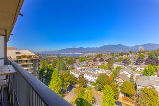 """Photo 2: 1407 3760 ALBERT Street in Burnaby: Vancouver Heights Condo for sale in """"Boundary View"""" (Burnaby North)  : MLS®# R2498184"""
