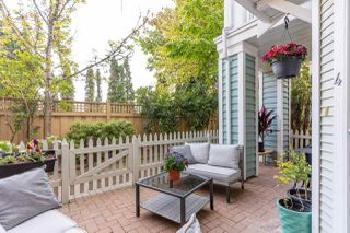 """Photo 30: 4 123 SEVENTH Street in New Westminster: Uptown NW Townhouse for sale in """"Royal City Terrace"""" : MLS®# R2498360"""