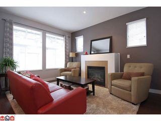 "Photo 2: 21 18199 70TH Avenue in Surrey: Cloverdale BC Townhouse for sale in ""AUGUSTA"" (Cloverdale)  : MLS®# F1105716"