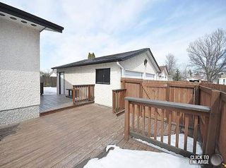 Photo 18: 39 STACEY BAY in Winnipeg: Residential for sale (Valley Gardens)  : MLS®# 1105614