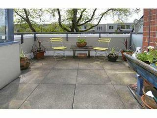 "Photo 9: # 303 2788 VINE ST in Vancouver: Kitsilano Condo for sale in ""MOZAIEK"" (Vancouver West)  : MLS®# V950662"