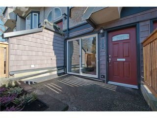 Photo 10: 2310 VINE Street in Vancouver: Kitsilano Townhouse for sale (Vancouver West)  : MLS®# V1045523