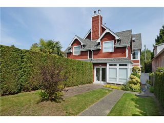 Photo 1: 3125 W 5TH Avenue in Vancouver: Kitsilano House 1/2 Duplex for sale (Vancouver West)  : MLS®# V1050474