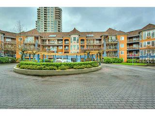 "Photo 1: 112 3075 PRIMROSE Lane in Coquitlam: North Coquitlam Condo for sale in ""LAKESIDE TERRACE"" : MLS®# V1094066"