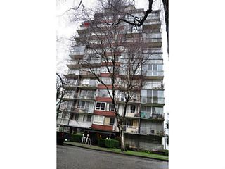 """Photo 1: PH2 1100 HARWOOD Street in Vancouver: West End VW Condo for sale in """"THE MARTINIQUE"""" (Vancouver West)  : MLS®# V1104742"""