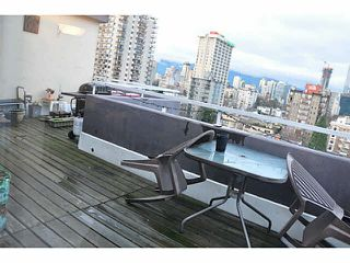 """Photo 9: PH2 1100 HARWOOD Street in Vancouver: West End VW Condo for sale in """"THE MARTINIQUE"""" (Vancouver West)  : MLS®# V1104742"""