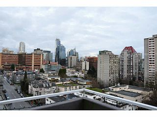 """Photo 12: PH2 1100 HARWOOD Street in Vancouver: West End VW Condo for sale in """"THE MARTINIQUE"""" (Vancouver West)  : MLS®# V1104742"""