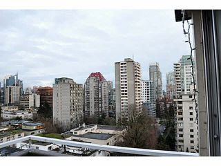"""Photo 13: PH2 1100 HARWOOD Street in Vancouver: West End VW Condo for sale in """"THE MARTINIQUE"""" (Vancouver West)  : MLS®# V1104742"""