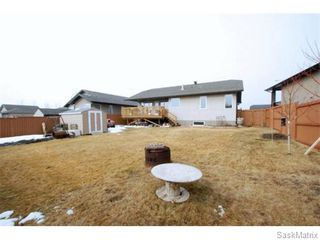 Photo 42: 29 WAGMAN Bay: Balgonie Single Family Dwelling for sale (Regina NE)  : MLS®# 527894