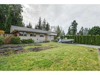 Photo 1: 3698 GLENVIEW Crescent in North Vancouver: Edgemont House for sale : MLS®# V1113649