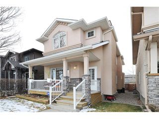 Main Photo: 3525 40 Street SW in Calgary: Glenbrook House for sale : MLS®# C4040458
