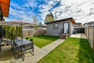 Photo 20: 8160 18TH AVENUE - LISTED BY SUTTON CENTRE REALTY in Burnaby: East Burnaby House for sale (Burnaby East)  : MLS®# R2065566