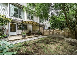 Photo 17: 61 2450 LOBB Avenue in Port Coquitlam: Mary Hill Townhouse for sale : MLS®# R2072042