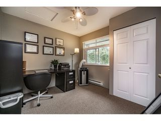 Photo 12: 61 2450 LOBB Avenue in Port Coquitlam: Mary Hill Townhouse for sale : MLS®# R2072042