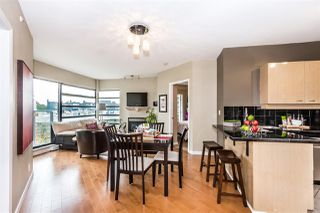 "Photo 4: 504 2228 MARSTRAND Avenue in Vancouver: Kitsilano Condo for sale in ""The Solo"" (Vancouver West)  : MLS®# R2121158"
