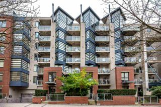 "Photo 1: 504 2228 MARSTRAND Avenue in Vancouver: Kitsilano Condo for sale in ""The Solo"" (Vancouver West)  : MLS®# R2121158"