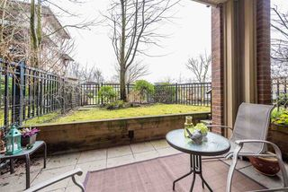 "Photo 15: 114 1633 MACKAY Avenue in North Vancouver: Pemberton Heights Condo for sale in ""Touchstone"" : MLS®# R2147673"