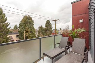 Photo 16: 1612 MAPLE Street in Vancouver: Kitsilano Townhouse for sale (Vancouver West)  : MLS®# R2149926