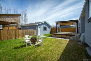 Photo 18: 1487 Leila Avenue in Winnipeg: Amber Trails Residential for sale (4F)  : MLS®# 1710751