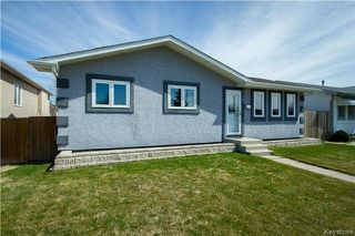 Photo 1: 1487 Leila Avenue in Winnipeg: Amber Trails Residential for sale (4F)  : MLS®# 1710751