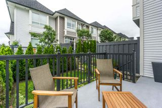 "Photo 17: 75 8438 207A Street in Langley: Willoughby Heights Townhouse for sale in ""YORK By Mosaic"" : MLS®# R2179887"