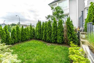 "Photo 18: 75 8438 207A Street in Langley: Willoughby Heights Townhouse for sale in ""YORK By Mosaic"" : MLS®# R2179887"