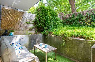 "Photo 15: 102 3787 PENDER Street in Burnaby: Willingdon Heights Condo for sale in ""Wedgewood Villa"" (Burnaby North)  : MLS®# R2187905"