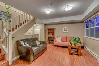 "Photo 10: 21 780 W 15TH Avenue in Vancouver: Fairview VW Townhouse for sale in ""Sixteen Willows"" (Vancouver West)  : MLS®# R2190640"