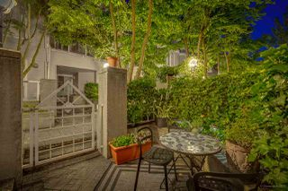 """Photo 2: 21 780 W 15TH Avenue in Vancouver: Fairview VW Townhouse for sale in """"Sixteen Willows"""" (Vancouver West)  : MLS®# R2190640"""