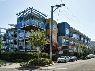 Photo 1: 416 797 Tyee Road in VICTORIA: VW Victoria West Condo Apartment for sale (Victoria West)  : MLS®# 385204