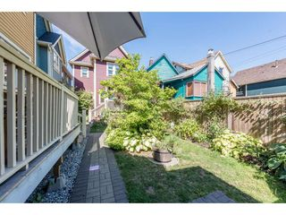 Photo 20: 818 GORE Avenue in Vancouver: Mount Pleasant VE House for sale (Vancouver East)  : MLS®# R2223820