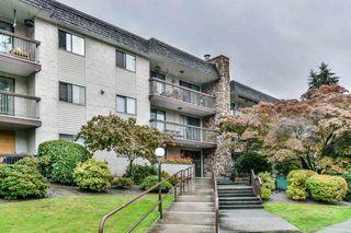 "Photo 1: 111 2381 BURY Avenue in Port Coquitlam: Central Pt Coquitlam Condo for sale in ""Riverside Manor"" : MLS®# R2227479"