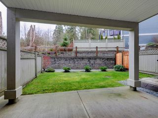 "Photo 19: 2 11384 BURNETT Street in Maple Ridge: East Central Townhouse for sale in ""Maple Creek Living"" : MLS®# R2228713"