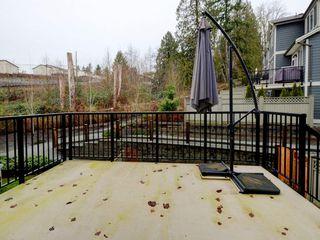 """Photo 18: 2 11384 BURNETT Street in Maple Ridge: East Central Townhouse for sale in """"Maple Creek Living"""" : MLS®# R2228713"""