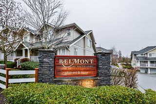 "Main Photo: 31 6568 193B Street in Surrey: Clayton Townhouse for sale in ""Belmount at Southlands"" (Cloverdale)  : MLS®# R2231766"