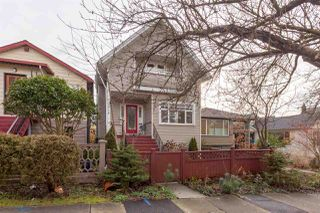 """Photo 1: 2018 CHARLES Street in Vancouver: Grandview VE House for sale in """"COMMERCIAL DRIVE"""" (Vancouver East)  : MLS®# R2235267"""