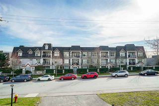 "Photo 1: 306 976 ADAIR Avenue in Coquitlam: Maillardville Condo for sale in ""Orlean's Ridge"" : MLS®# R2246999"