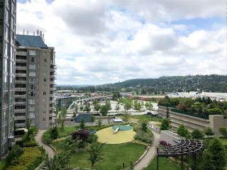 """Photo 2: 908 3008 GLEN Drive in Coquitlam: North Coquitlam Condo for sale in """"M2"""" : MLS®# R2272991"""