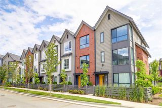 "Main Photo: 66 2380 RANGER Lane in Port Coquitlam: Riverwood Townhouse for sale in ""Fremont Indigo"" : MLS®# R2276000"