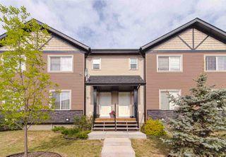 Main Photo: 3 8716 179 Avenue in Edmonton: Zone 28 Townhouse for sale : MLS®# E4115703
