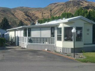 Photo 1: 60 2401 ORD ROAD in : Brocklehurst Manufactured Home/Prefab for sale (Kamloops)  : MLS®# 146843
